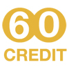 Up to 60 days credit