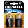 Duracell Plus D Batteries x 2