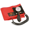 Accoson Duplex Aneroid Sphygmomanometer - Red
